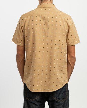 3 Aye Kat - T-Shirt à manches courtes pour Homme Vert N1SHRERVP9 RVCA