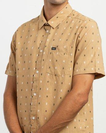 4 Aye Kat - T-Shirt à manches courtes pour Homme Vert N1SHRERVP9 RVCA