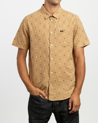 1 Aye Kat - T-Shirt à manches courtes pour Homme Vert N1SHRERVP9 RVCA