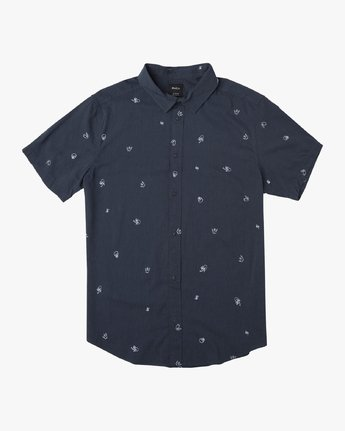 Andrew Pommier Buds - Short Sleeves Shirt for Men  N1SHRLRVP9