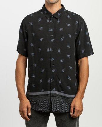 1 Lux SS Shirt Black N1SHRRRVP9 RVCA