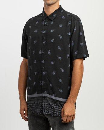2 Lux SS Shirt Black N1SHRRRVP9 RVCA