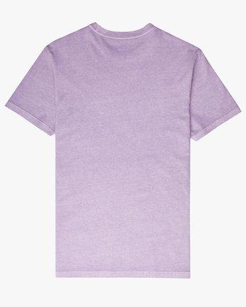 1 Big Rvca SS T-Shirt Purple N1SSRKRVP9 RVCA