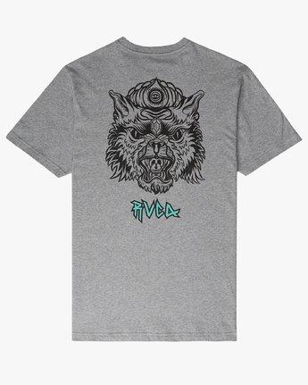0 Roberto Rodriguez Specimen - T-Shirt à manches courtes pour Homme Gris N1SSRVRVP9 RVCA
