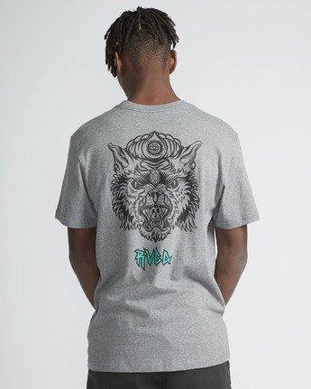 3 Roberto Rodriguez Specimen - T-Shirt à manches courtes pour Homme Gris N1SSRVRVP9 RVCA