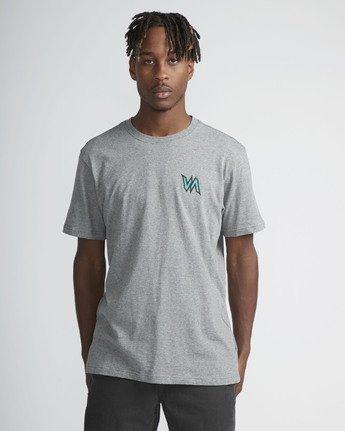 2 Roberto Rodriguez Specimen - T-Shirt à manches courtes pour Homme Gris N1SSRVRVP9 RVCA