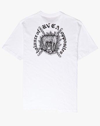 Benjamin Jeanjean Wildcat - Short Sleeves T-Shirt for Men  N1SSRYRVP9