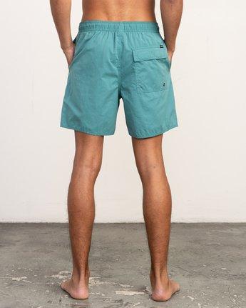 4 Tom Gerrard Elastic - Short for Men Blue N1VORERVP9 RVCA