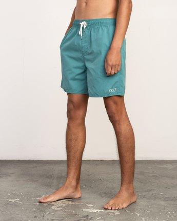 2 Tom Gerrard Elastic - Short for Men Blue N1VORERVP9 RVCA