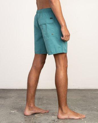 5 Tom Gerrard Elastic - Short for Men Blue N1VORERVP9 RVCA