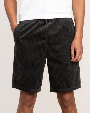 "7 Americana Corduroy Elastic - 19"" Short for Men  N1WKRBRVP9 RVCA"