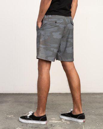 3 All Time Coastal Print Hybrid - Short for Men  N1WKRHRVP9 RVCA