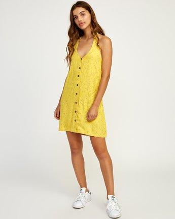 4 90s Baby - Dress for Women Yellow N3DRRNRVP9 RVCA
