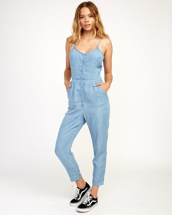 Flasher Chambray - Jumpsuit for Women  N3ONRBRVP9