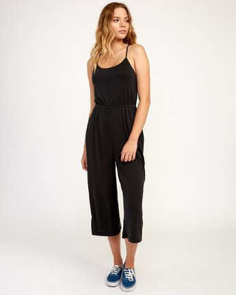 0 Jarvis Jumper - Jumpsuit for Women Black N3ONRDRVP9 RVCA