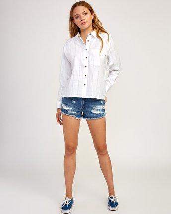5 Winging It - Shirt for Women White N3SHRDRVP9 RVCA