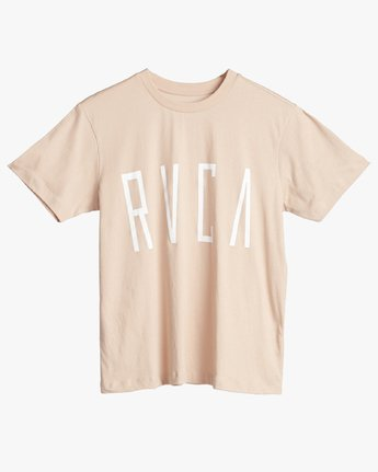 1 Stilt - T-Shirt for Women Beige N3SSRLRVP9 RVCA