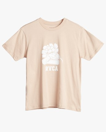 Flora RVCA - T-Shirt for Women  N3SSRVRVP9