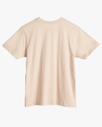 1 Retro RVCA - T-Shirt for Women Beige N3SSRWRVP9 RVCA