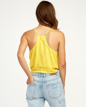 2 Your Escape - Tank Top for Women Amarillo N3TPRJRVP9 RVCA
