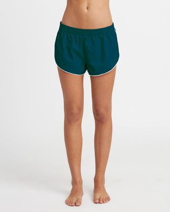 1 Stateside - Boardshort pour Femme Bleu N3WKRARVP9 RVCA