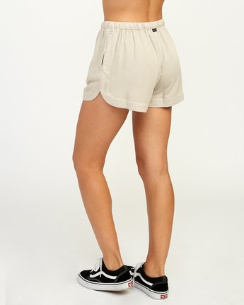 3 New Yume - Short pour Femme Beige N3WKRYRVP9 RVCA