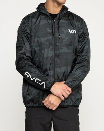 2 Hexstop Iv - Jacket for Men Camo N4JKMBRVP9 RVCA