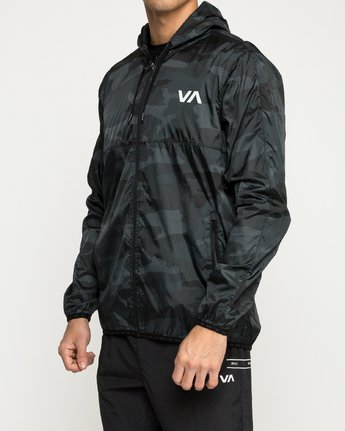 3 Hexstop Iv - Jacket for Men Camo N4JKMBRVP9 RVCA