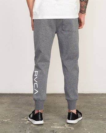 4 Sideline - Joggers for Men Grey N4PTMARVP9 RVCA