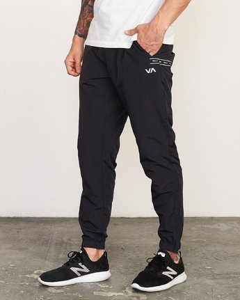 Control Track - Sports Trousers for Men  N4PTMCRVP9