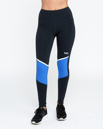 1 VA Levels - Sports Legging for Women Blau N4PTWBRVP9 RVCA
