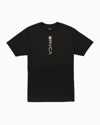 RVCA Verted - Sports Short Sleeves T-Shirt for Men  N4SSMARVP9