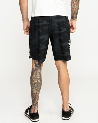 4 Train Short 19In Camo N4WKMCRVP9 RVCA