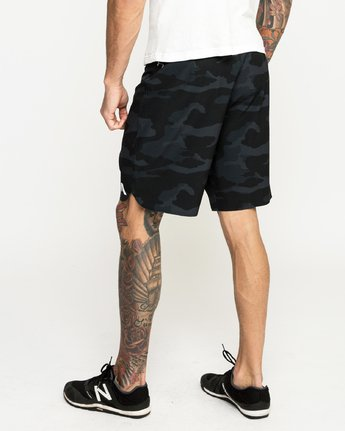 3 Train Short 19In Camo N4WKMCRVP9 RVCA