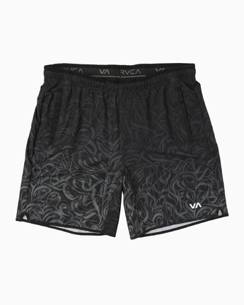 "Yogger Stretch - 17"" Sports Short for Men  N4WKMFRVP9"