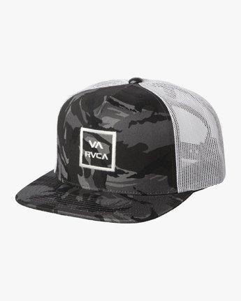 VA All The Way - Trucker Hat for Men  N5CPRBRVP9