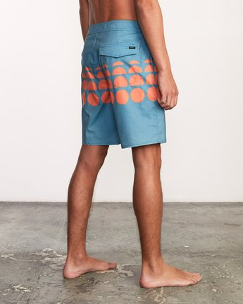 5 Trent Whitehead Dots Trunk - Boardshorts for Men Blue P1BSRERVS9 RVCA