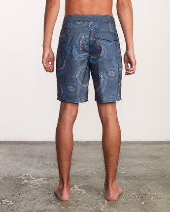 4 Trent Whitehead Flicker Trunk - Boardshorts for Men Blue P1BSRFRVS9 RVCA