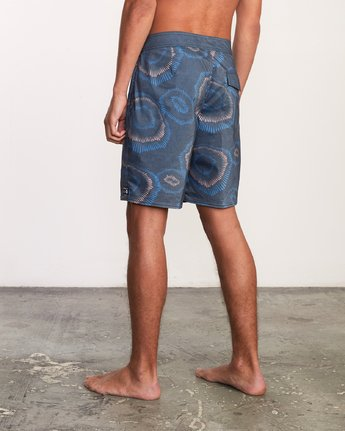 3 Trent Whitehead Flicker Trunk - Boardshorts for Men  P1BSRFRVS9 RVCA