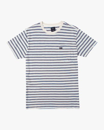 Vincent Stripe Crew - T-Shirt for Men  P1KTRBRVS9