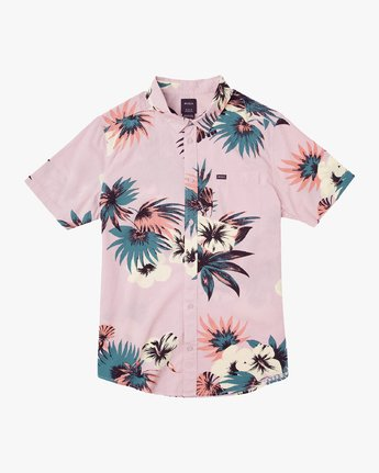 Romeo Floral - Shirt for Men  P1SHRGRVS9