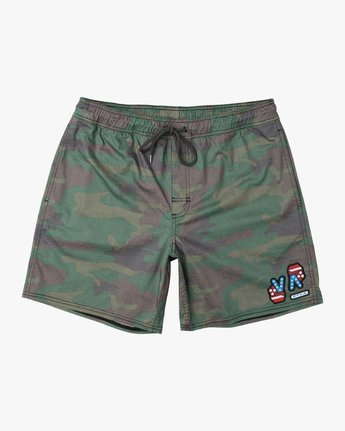 "Daytona Elastic Short - 17"" Boardshorts for Men  P1VORGRVS9"