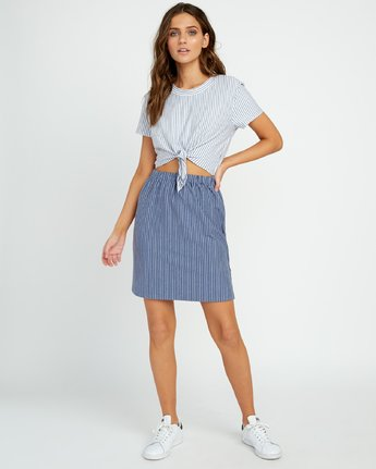 5 Fade Out Striped - Dress for Women  P3DRRBRVS9 RVCA