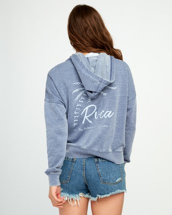 1 Tropicale Hoodie Purple P3ZHRARVS9 RVCA