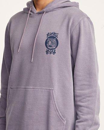 3 Leines Bengal Stack  - Hoodie für Männer  Q1HORGRVF9 RVCA