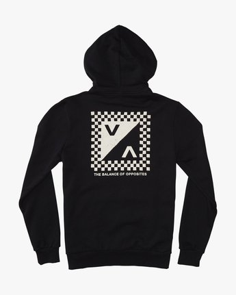 CHECK MATE HOODIE  Q1HORJRVF9