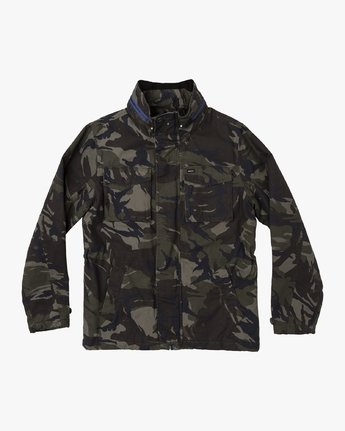 Field  - Canvas Coat  Q1JKRKRVF9