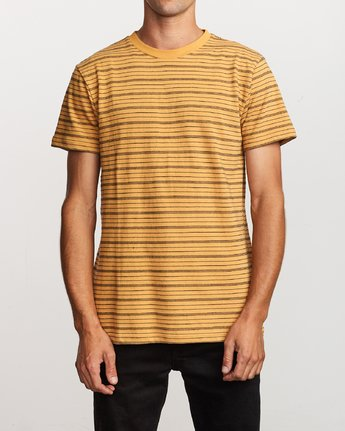 Amenity Stripe  - Knit T-Shirt  Q1KTRBRVF9