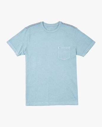 0 Ptc 2 Pigment - Pocket T-Shirt for Men  Q1KTRORVF9 RVCA