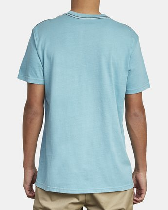 5 Ptc 2 Pigment - Pocket T-Shirt for Men  Q1KTRORVF9 RVCA